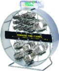 Ideal Clamp Products Ideal Hose Clamp Display44; 450 Pcs 9.99E+11