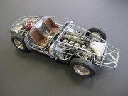 CMC-Classic Model Cars Maserati 300S 1956 Rolling Chassis