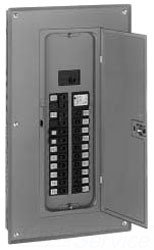 Homeline Main Breaker Load Center 200 Amp 30 Spaces 30 Circuits Boxed