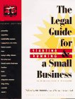 Legal Guide for Starting and Running a Small Business, Fred S. Steingold, 0873372875
