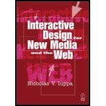 Interactive Design for New Media & the Web (01) by Iuppa, Nick [Paperback (2001)]