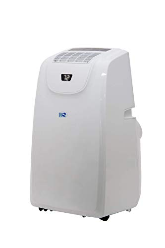 Portable Air Conditioner-Heat/Cool,14000 BTU, 500 sq.ft, Standing Room AC Unit with LED Display, Remote Control and 24-Hour ON/OFF Programmable Timer, Low Noise Level, ETL Certified