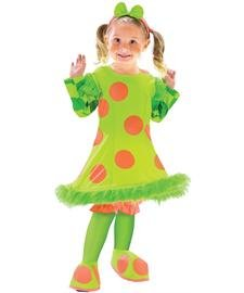 Clown Lolli Costumes (Lolli The Clown Toddler Costume (As Shown;3T-4T))