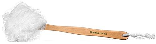 photo Wallpaper of GranNaturals-GranNaturals Bath & Shower Mesh Pouf-