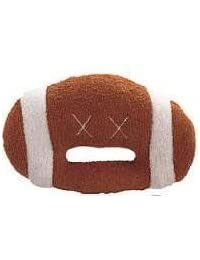 GUND - Mini Pro Grabbies - Football Rattle BOBEBE Online Baby Store From New York to Miami and Los Angeles