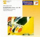 Shostakovich: Symphonies Nos. 4 & 10 (Essential Classics)