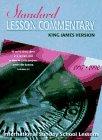 KJV Standard Lesson Commentary, 1997-98, , 0784706182
