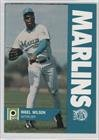 nigel-wilson-baseball-card-1993-publix-super-market-florida-marlins-base-30
