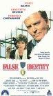 False Identity [VHS]