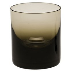 Moser Whisky- Plain Cut Double Old Fashioned, Smoke