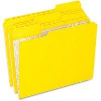 - Pendaflex Grid Pattern Color Legal File Folders - Legal - 8 1/2