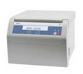 Thermo Scientific Centrifuge - Thermo Scientific Sorvall ST 8 Small Benchtop Centrifuge, Sorvall ST 8 Centrifuge, Ventilated (1 each)