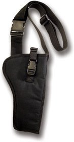 Bulldog Right Hand Black Bandolier Holster