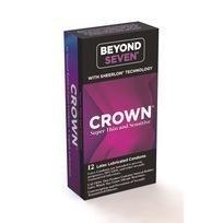 CROWN Condoms mfd by Okamoto - 144 Count (Bulk)