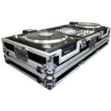 - Road Ready RRDJCDX10W 10-Inch Mixer Coffin for Numark CDX or Turntables