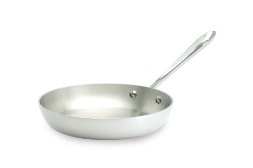 All-Clad Stainless 9-Inch French Skillet -
