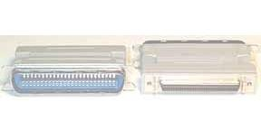 IEC M370059 SCSI Adapter CN50 Male to DM68 Female by ieCables