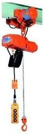 象印 電気トロリ結合式小型電気チェーンブロック αCM-049 (490kg 揚程3m 一速型)