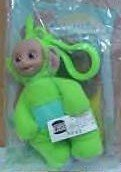 Burger King Teletubbies Dipsy PLUSH CLIP ONS