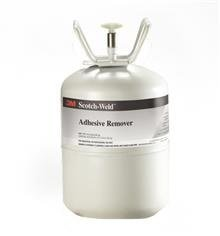 3M Scotch-Weld 25748 Industrial Grade Adhesive Remover, 8.5 lbs Cylinder