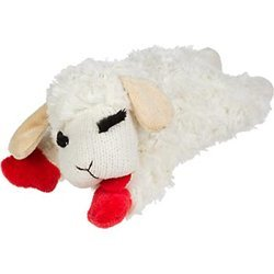 Multipet Lamb Chop Dog Toy 1 CT (Pack of 18) (Toy Lamb Dog Multipet)