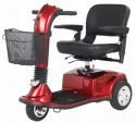 Golden Technologies 3 Wheel Companion Scooter GC340 - Companion - 3 wheel - Batteries Included -GC340 Blue by Companion
