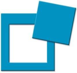 EK Success Paper Shapers medium square ()