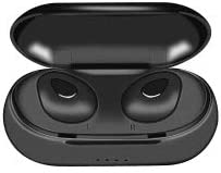 T50 TWS Ergonomic Wireless Bluetooth Earbuds with Charging case and Built in mic…