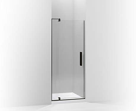 Revel Pivot para mampara de ducha acabado anodizado: Bronce oscuro ...