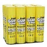 Hobbyworld Premium Washable Clear Power Glue Sticks 15 Grams - 20 pcs