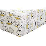 JFSI Duck Tales (Fitted Sheet ONLY) Size...