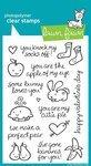My My My Silly Valentine Clear Stamp Set (Lawn Fawn) by Lawn Fawn B01KB772SO | Neuankömmling  6c8443