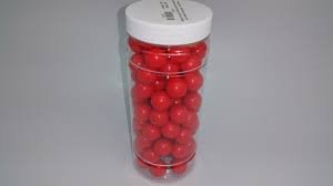 FIRESTORM 10X Police Grade Pepper Balls Jar of 50