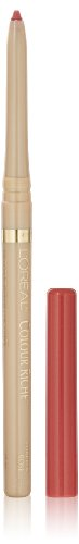 L'Oréal Paris Colour Riche Lip Liner, Forever Rose, 0.007 oz.