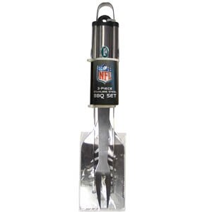 Philadelphia Eagles Grilling Bbq 3 Piece Utensil Set