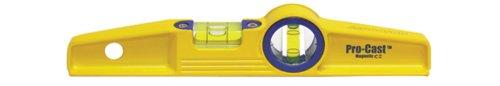 Swanson Tool TL035M Magnetic Pro-Cast Torpedo Level (Rare Earth (Magnetic Super Torpedo Level)