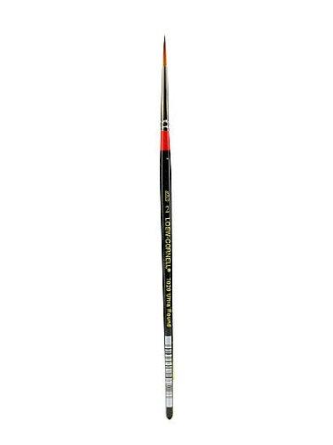 Loew Cornell Golden Taklon Brushes 2 ultra round 7020