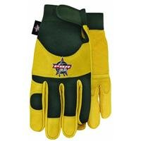 MidWest Gloves and Gear Premium Goatskin Leather Work Glove