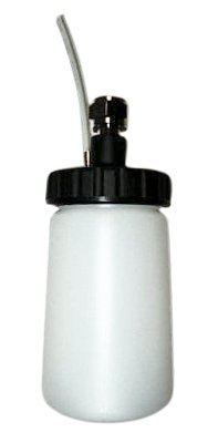 (HVLP 8 oz siphon feed detail cup)