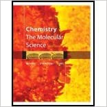 Chemistry - Molecular Science - Study Guide (4th, 11) by Moore, John W - Stanitski, Conrad L - Jurs, Peter C - Sanger [Paperback (2010)]