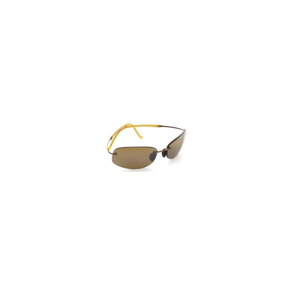Maui Jim Honolua Bay 516 Sunglasses, Amber/Bronze Lens, Sunglasses