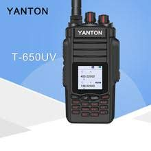 Pre-Programmed Yanton T-650UV 10watt Dual Band, Dual Frequency Monitoring