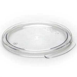 - Cambro Camwear RFSCWC12135 Pack of 1 Round Covers for 22 qt Container