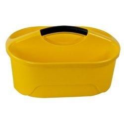 Yellow Classroom Caddy