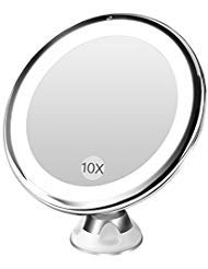 Kedsum Flexible Gooseneck 6 8 Quot 10x Magnifying Led Lighted
