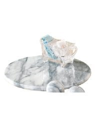 TEMPERED GLASS WHITE MARBLE SUSAN product image