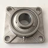 2'' SUCSF210-32 Stainless Steel 4 Bolt Flange Units