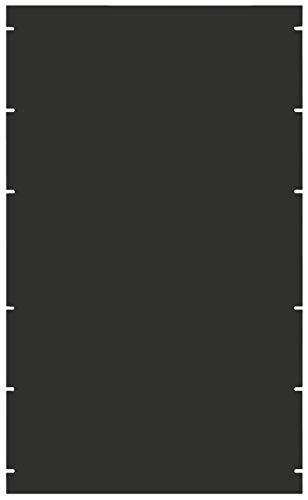 Standard 19 Racks PBPS19010BK2 Pack of 2 267 mm Steel 19 Spacer Blank 6U PBPS19010BK2 Panel Black 483 mm