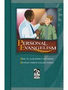Personal Evangelism Student Book Grd 9-12