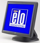 Elo - touchscreens - e603162 - 1715l 17in accutouch dualser/usb ctlr gray